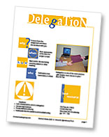 Delegation for Managers